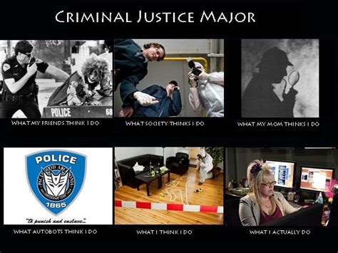 Communication Major Meme - criminal justice major meme criminal justice stuff