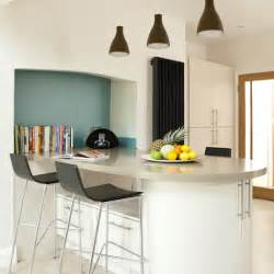 kitchen breakfast bar ideas modern kitchen breakfast bar modern kitchens housetohome co uk