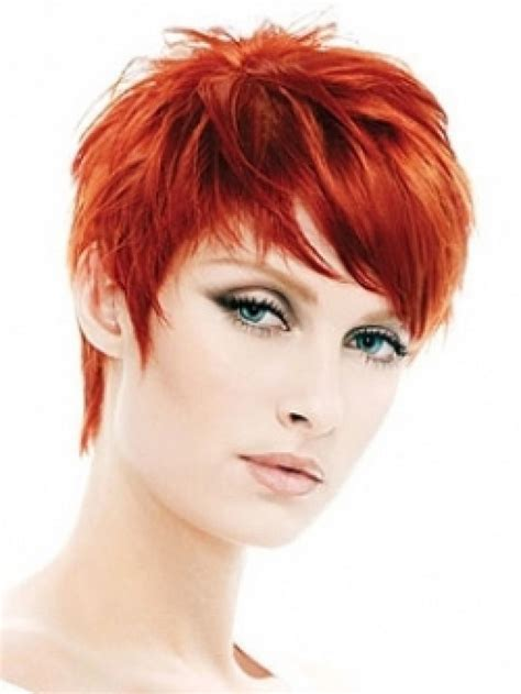images of short whisy hairstyles short blonde wispy pixie sculpted back short hairstyle 2013