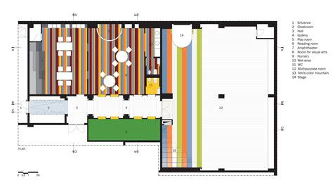 floor plan for kids kalorias children s space est 250 dio amatam archdaily