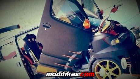 bengkel modifikasi mobil menjadi lamborghini modifikasi luxio bergaya supercar lamborghini