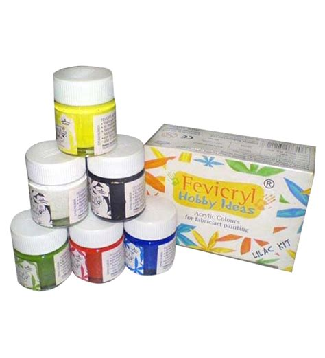 acrylic painting kit india 20 on fevicryl acrylic colour kits starting from rs 60