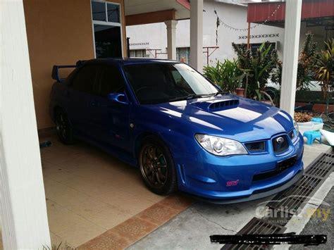 subaru impreza malaysia subaru impreza 2001 wrx 2 0 in selangor manual sedan blue