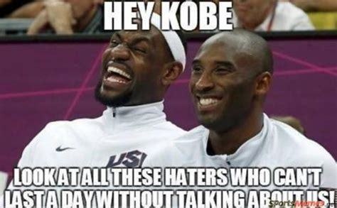 Lebron Hater Memes - haters gonna hate meme
