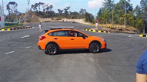 subaru malaysia 2016 subaru crosstrek xv test drive and demo malaysia