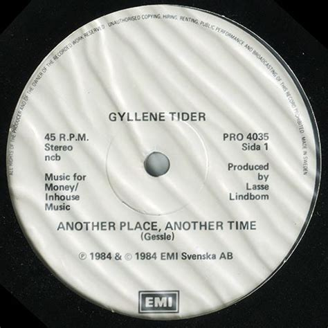 Another Breakup by Another Promo 1984 Gyllene Tider