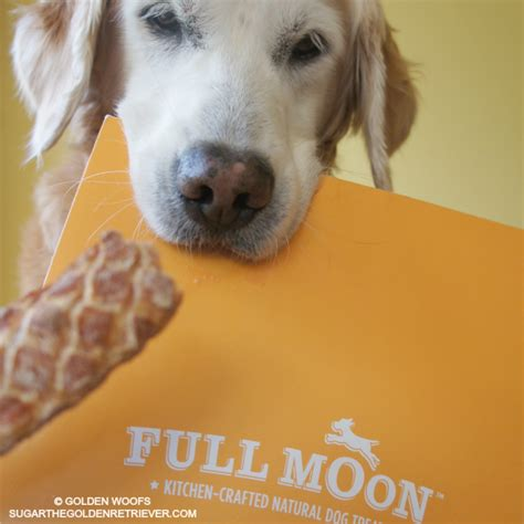moon treats moon functional treats golden woofs