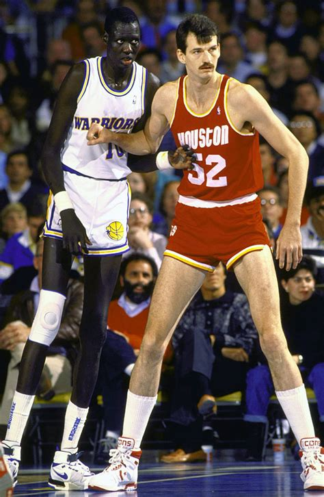Ta Est Mba Players All Time by The Tallest Players In Nba History Si