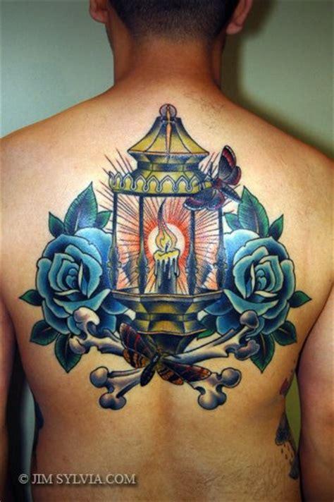 tattoo new school back new school flower back l tattoo by jim sylvia