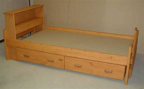Bunk Bed With Shelf Headboard by Buckeye Bunk Beds Gallery Pricing