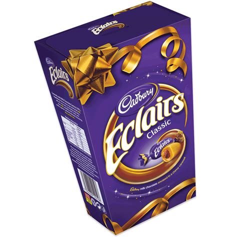 Cadburry Chocolate 3 In 1 cadbury chocolate eclairs cadbury gifts direct for business