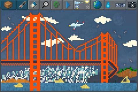 Toys Play Sand Others hey it s the golden gate bridge pixelart bridge