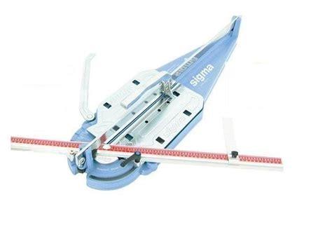 sigma attrezzature per piastrellisti prezzo tagliapiastrelle sigma cm 95 3d2 in alluminio