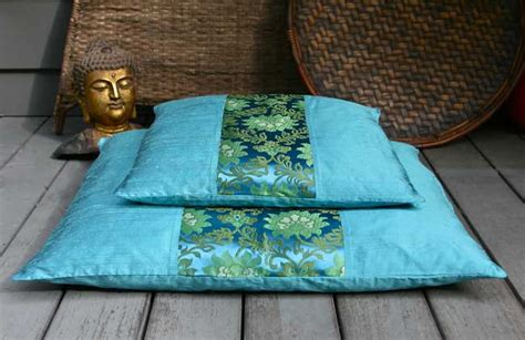 meditation cusions beautiful silk zafu zabuton meditation cushions