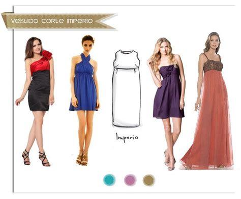 vestidos cortos corte imperio cortes y formas de vestidos seg 250 n tu cuerpo