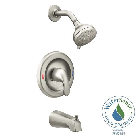 Shower Faucet Knob by Design House Geneva Single Handle 1 Spray Tub And Shower