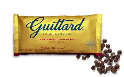 real semisweet chocolate chips guittard chocolate company