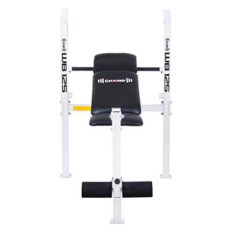 beginner weight bench body ch wb125 beginner and light lifting standard