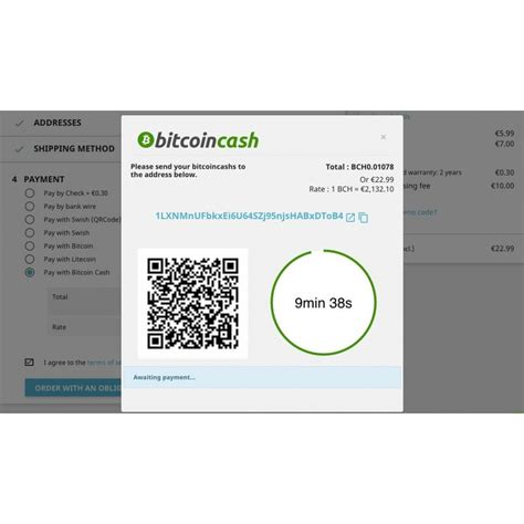 bitcoin cash wallet bitcoin cash accept bitcoin directly into your wallet