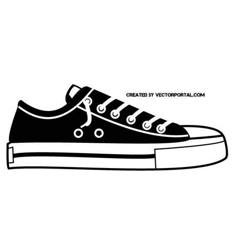 shoes vector sneaker shoe vector at vectorportal