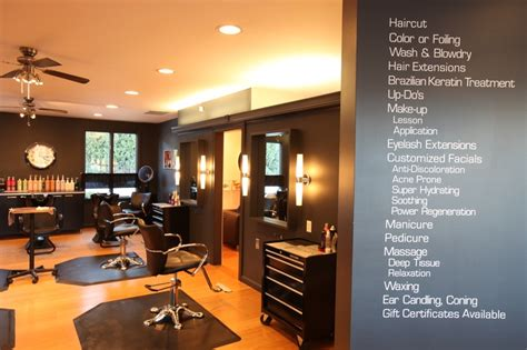 karma salon marion ma benjamin paint colors raccoon fur hair salon design menu of