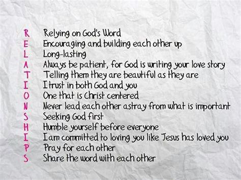 Marriage Relationship Quotes About Godly Relationships Quotesgram
