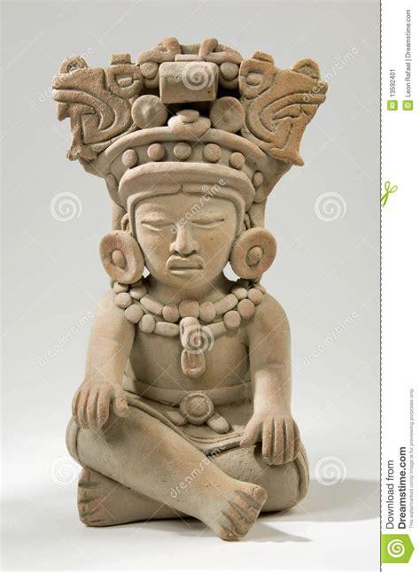 imagenes idolos mayas escultura de arcilla maya imagen de archivo imagen 13592401