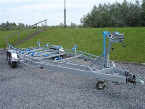 verhuur boottrailer tendemasser 9 meter henk de haas - Boottrailer 9 Meter