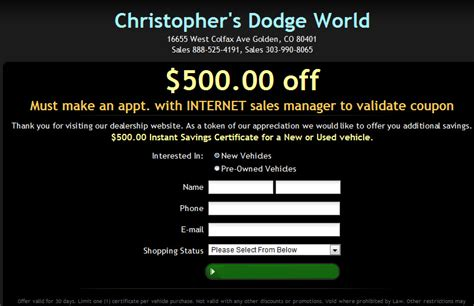 christopher dodge world golden golden colorado new used autos repair