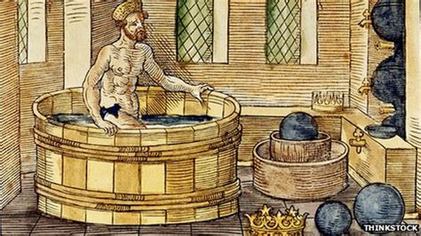 Archimedes And The Bathtub by Eureka Moment Does Or Machine Drive Innovation
