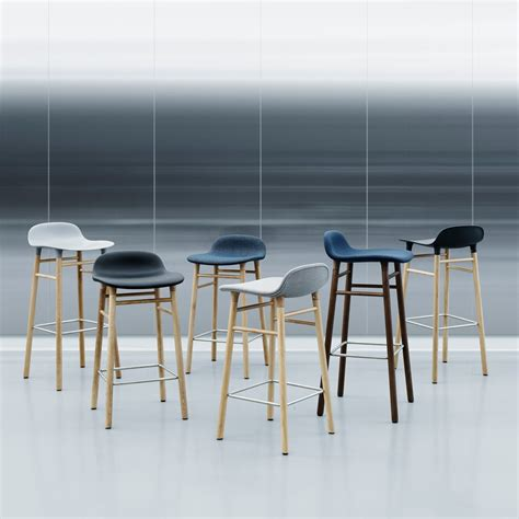 Normann Copenhagen Bar Stool form bar stool 65 cm by normann copenhagen