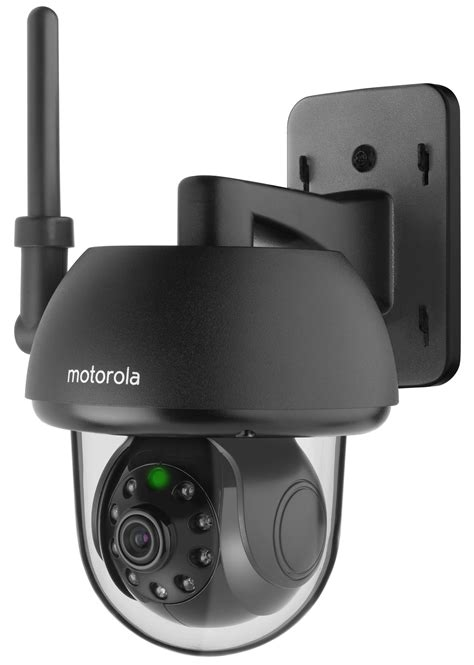 Amazon Com Motorola Focus73 B Wi Fi Hd Outdoor Home Monitoring Camera With Remote
