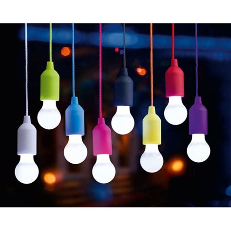 premier decorations led hanging pull light decorative
