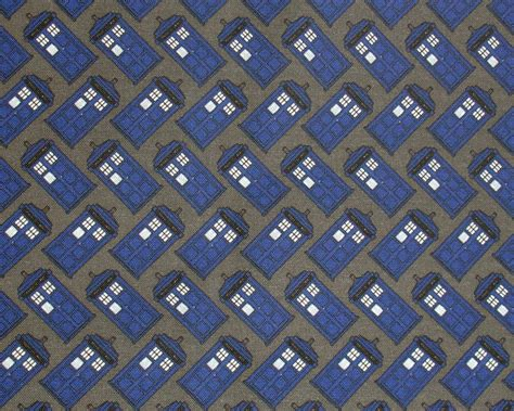 Dr Who Quilt Fabric by Doctor Who Fabric Quarter Tardis Diagonals On Gray