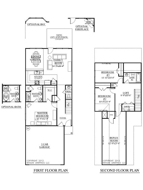 houses with floor plans houseplans biz house plan 1481 b the clarendon b