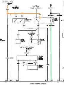 1989 Chevy Fuel Pump Wiring Diagram Chevrolet S10 1989 Chevy S10 2 5l 5 Spd Fuel Pump Doesnt
