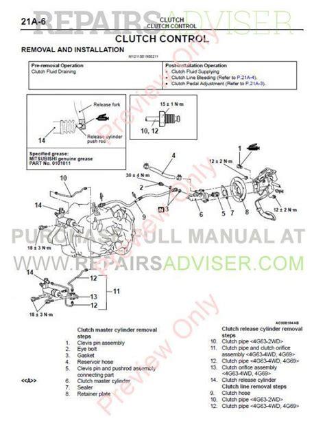 online car repair manuals free 2006 mitsubishi outlander free book repair manuals mitsubishi outlander 2003 2006 workshop manual pdf download