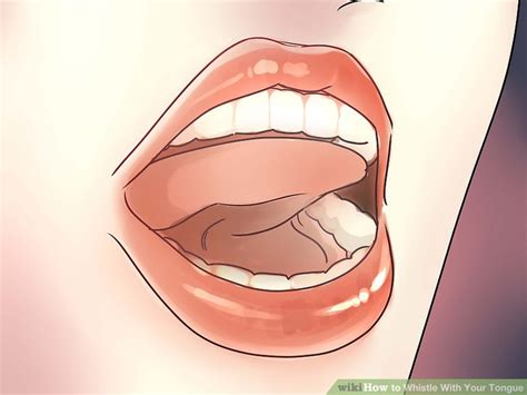 how to your with a whistle how to whistle with your tongue 10 steps with pictures