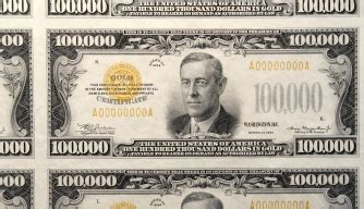 factzz.tk: 120. Facts About American Money $100000 Bill