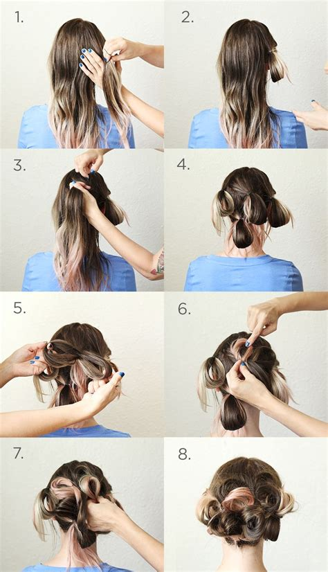 diy simple updo pictures photos and images for and