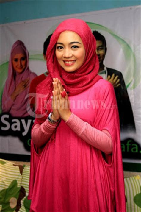 tutorial hijab pesta ala nuri maulida hijab cantik ala nuri maulida tutorial hijab