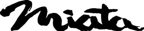 miata logo miata logo free vector in adobe illustrator ai ai