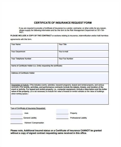 sample certificate forms   excel ms word