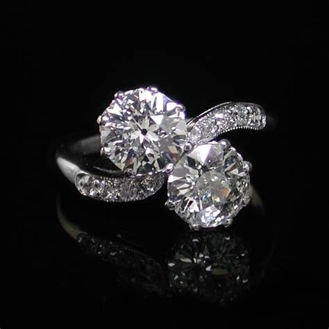 1000 images about two ring designs on
