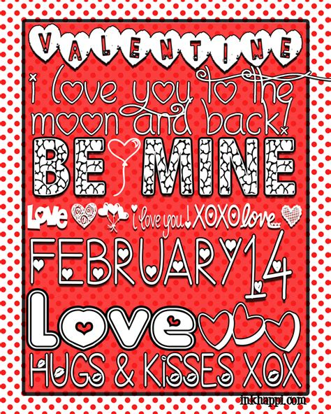 free printable valentines fonts valentine fonts oh how i love these inkhappi