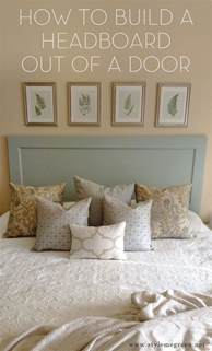 How To Make Your Own Headboard With Fabric by Best 25 Make Your Own Headboard Ideas On Diy