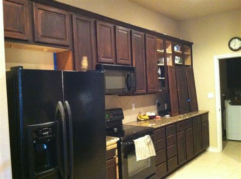 diy gel stain kitchen cabinets diy distressed cabinets with gel stain gel stain is