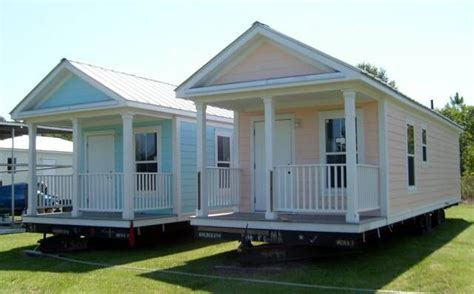 in law housing small modular cottages one is also handicap approved so