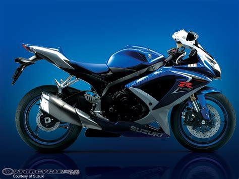 Suzuki Gsxr600 2008 2008 Suzuki Gsx R600 750 Look Motorcycle Usa