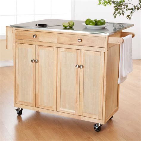 portable kitchen island plans portable kitchen island butcher block portable kitchen